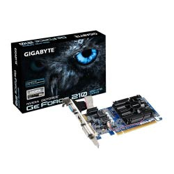Gigabyte GV-N210D3-1GI REV6.0