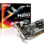 MSI N210-MD1G/D3